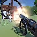 大炮模拟器