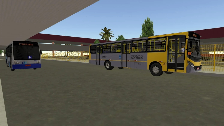 宇通巴士模拟332版