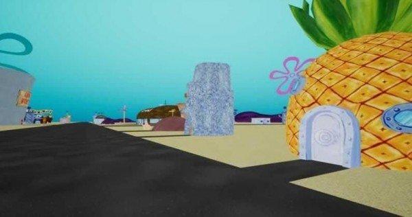 海绵宝宝比奇堡的冒险