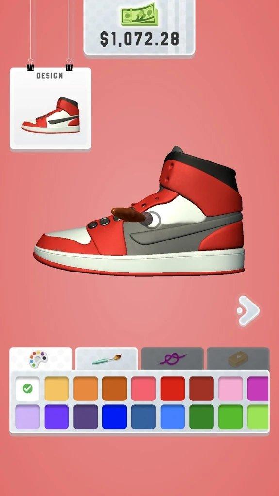 运动鞋设计师