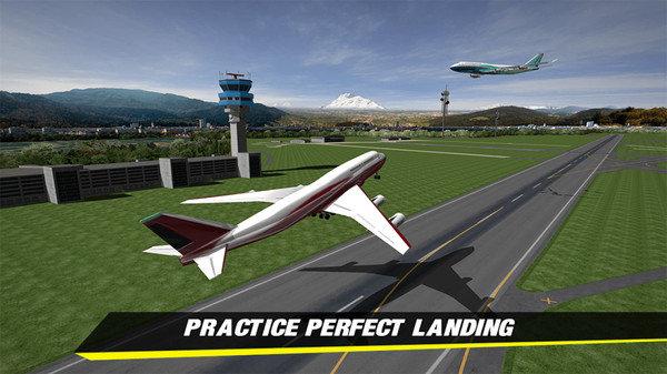 中国客机模拟