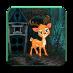 可爱鹿逃脱破解版