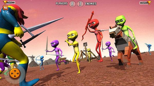 外星人模拟战争破解版