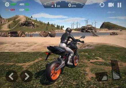 超凡摩托车