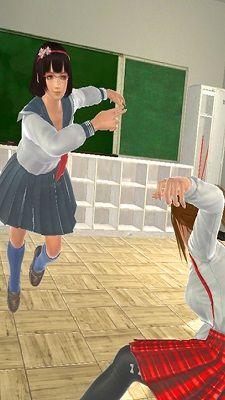 樱花校园格斗模拟器