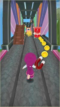 地铁公主玛莎跑