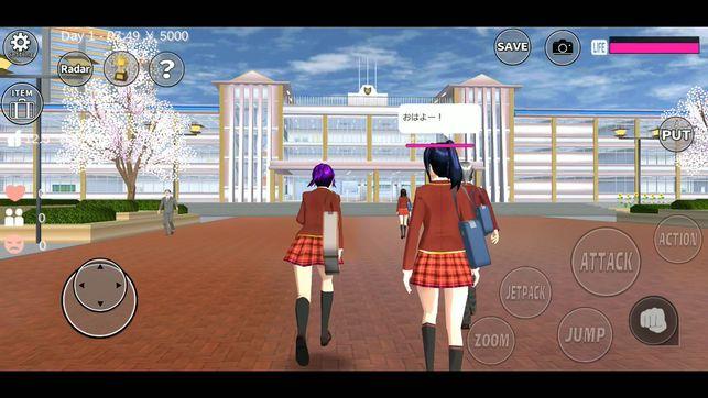 樱花校园模拟器地铁版本