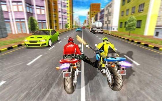 自行摩托车比赛