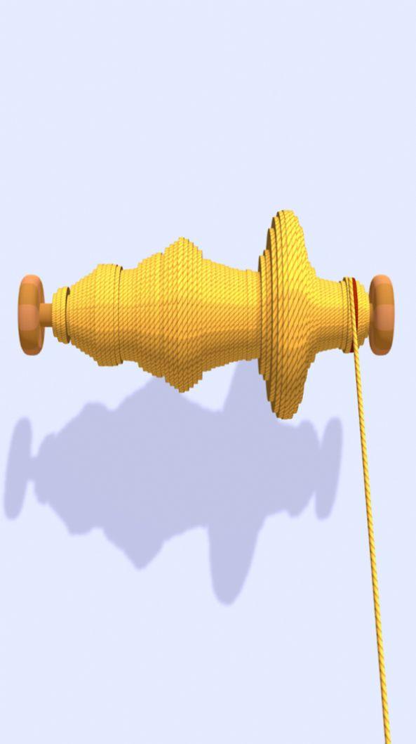 卷线模拟器