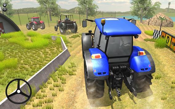 拖拉机模拟竞技