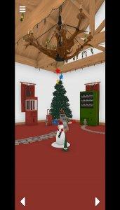 逃脱游戏心与圣诞节