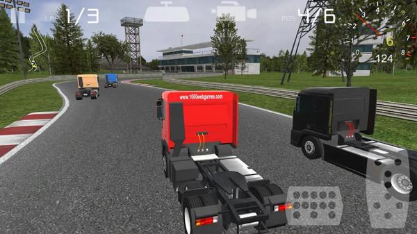 极限挑战越野卡车模拟
