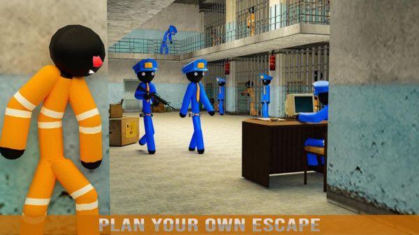 火柴人监狱逃脱