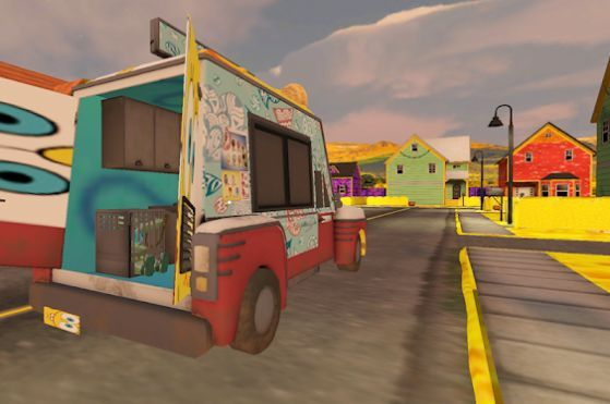 海绵冰淇淋恐怖邻居