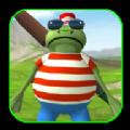 渣渣呱神奇青蛙