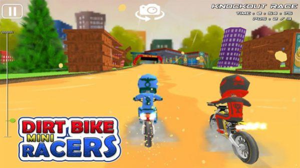 儿童迷你摩托车