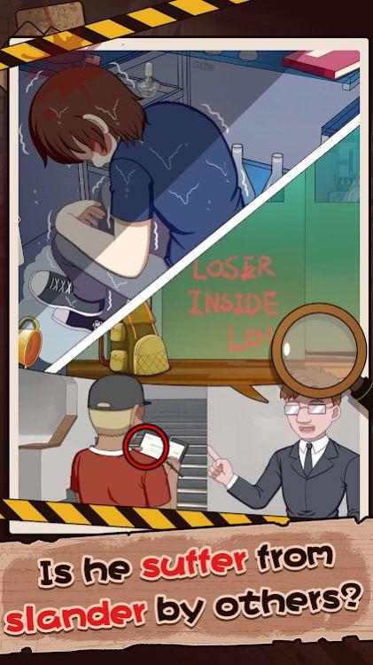 犯罪之谜侦探故事
