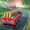 卡车司机卡车驾驶
