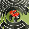 玩具车迷宫驾驶