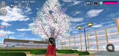 樱花校园模拟器圣诞节版本