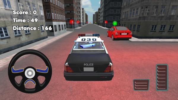 警车2021