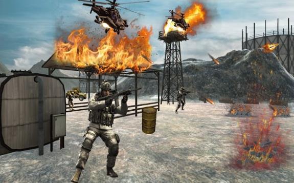 新别动队战争任务2021射击