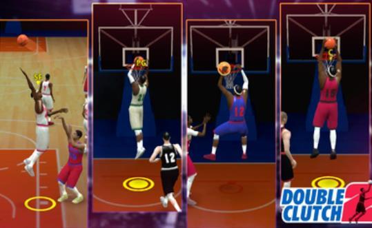 模拟篮球赛