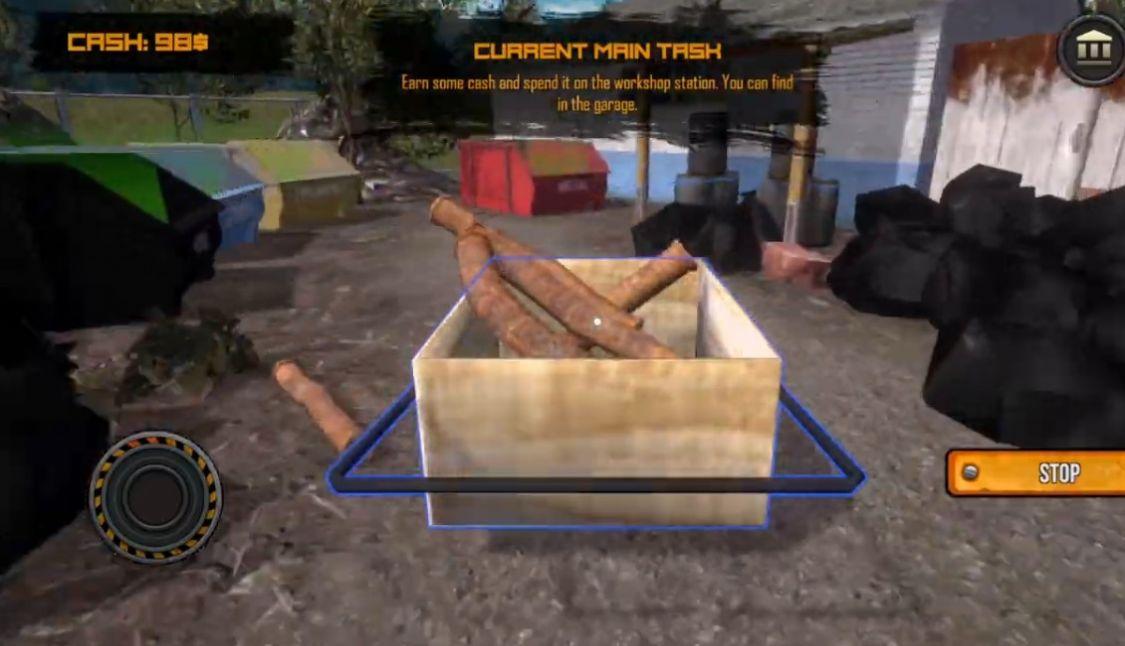 垃圾站模拟器