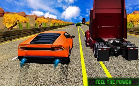 实车重交通驾驶