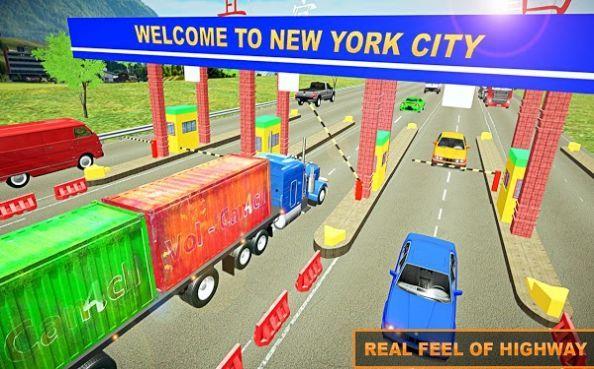 欧元卡车货运驾驶模拟器2021