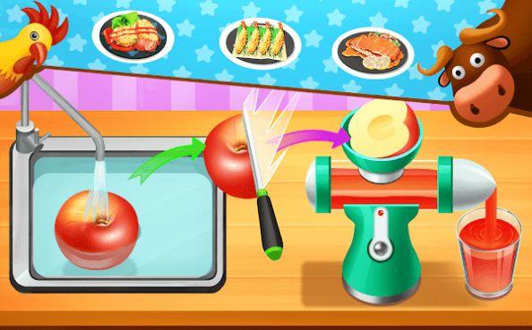 烹饪美食农场