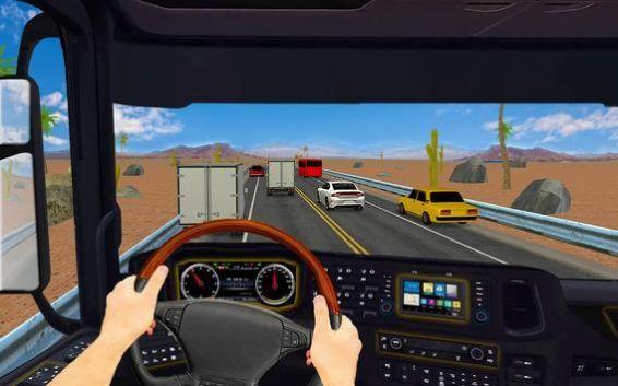 VR卡车模拟器