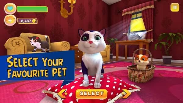 可爱的小猫模拟器