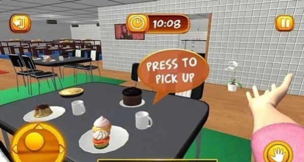 虚拟厨师烹饪3D