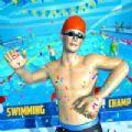 水上游泳池特技比赛
