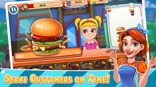 汉堡店3烹饪模拟器