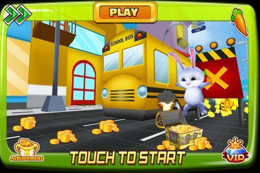 地铁兔子逃脱
