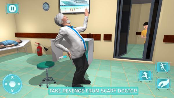 恐怖医生模拟器