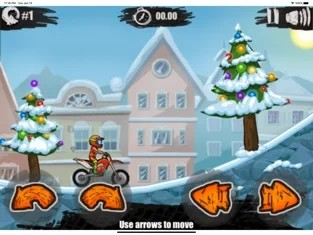 雪地摩托车驾驶特技