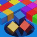 黑洞消灭方块