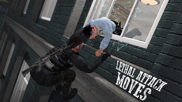 间谍抢劫任务