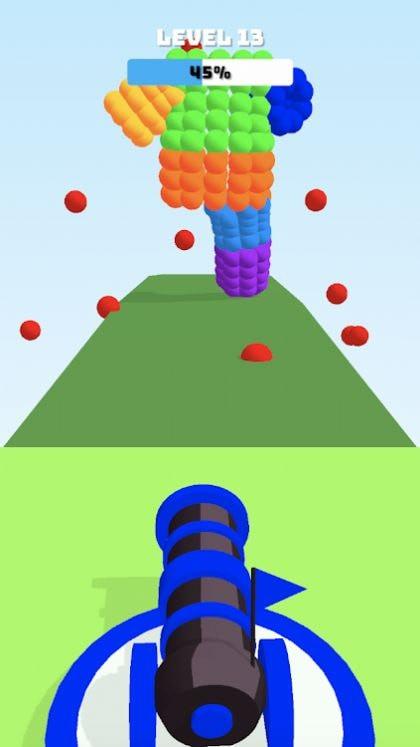 彩色巨人3D