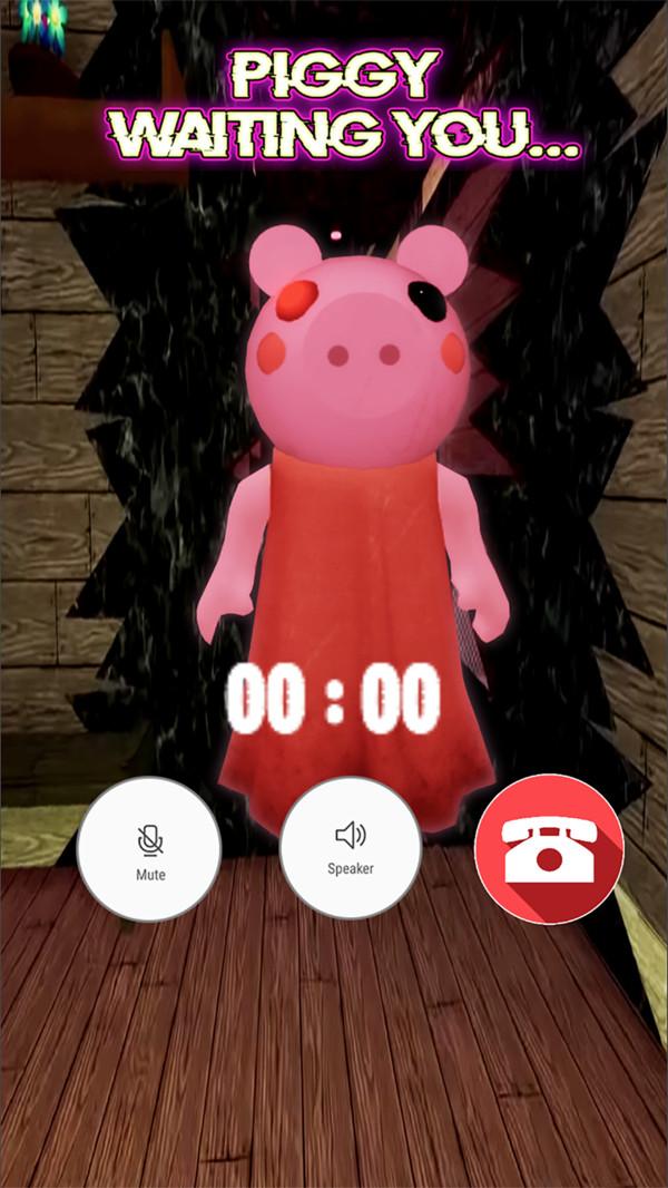 吓人的小猪