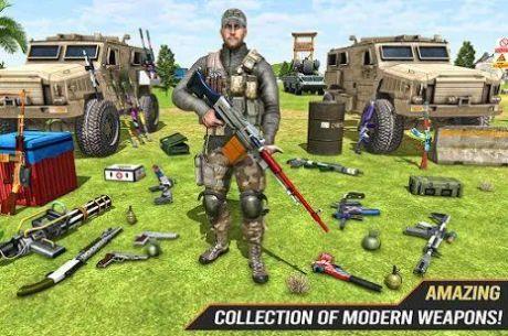 中东反恐战争FPS游戏