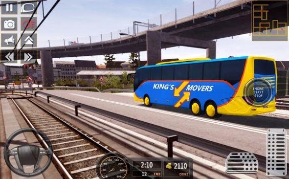 欧元巴士驾驶2游戏