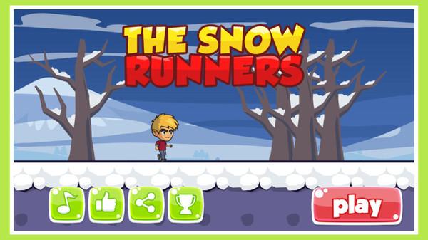 雪人赛跑者