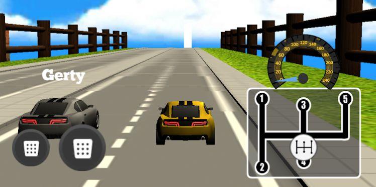 装备竞赛3D赛车2