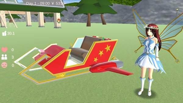 樱花校园模拟器雪屋版