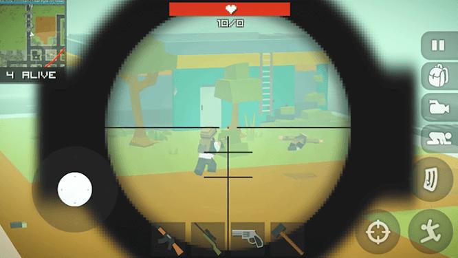 战场工艺品游戏