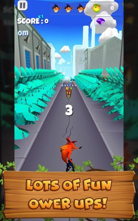跑步冒险跑步者冲刺游戏